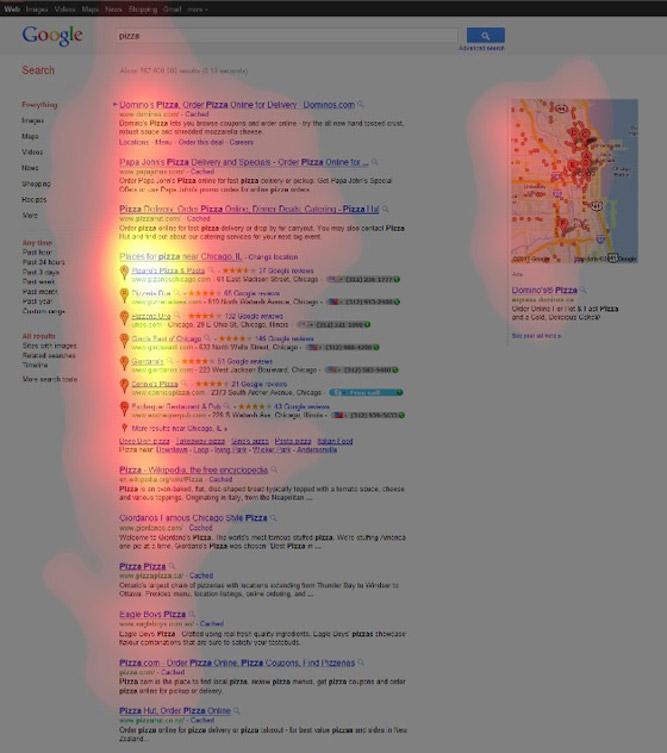 Heatmap Serps Lokal-SEO