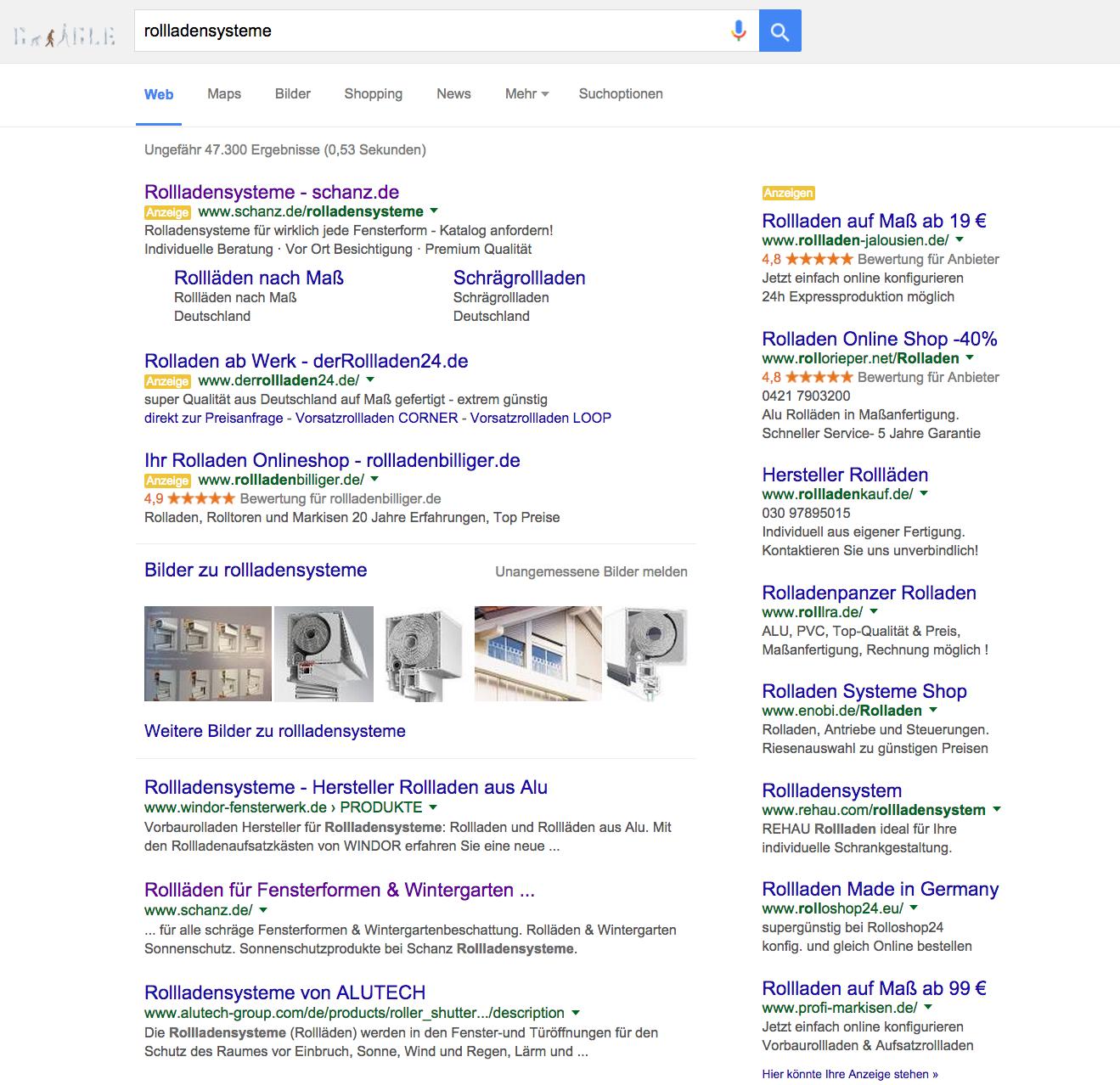 Schanz Rollladen schanz rollladensysteme gmbh oplayo onlinemarketing