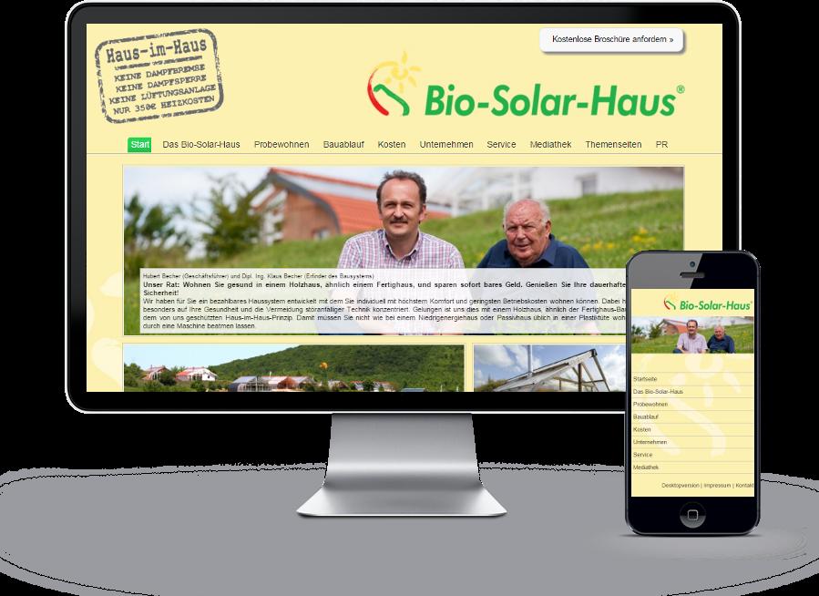 Bio Solar Haus