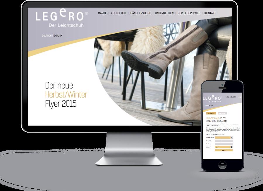 Legero Schuhfabrik