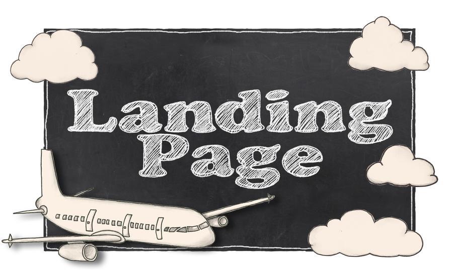 SEM Landingpage