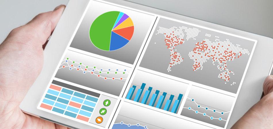 Werte Ihrer Website prägnant & übersichtlich für Entscheidungen dynamisch aufbereitet