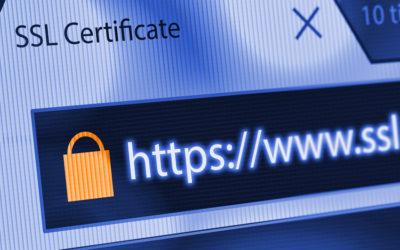 SSL wird zum Muss für Websites!