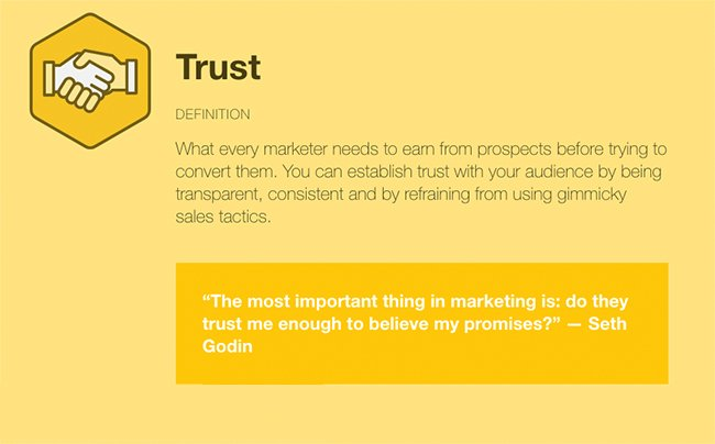 Vertrauen im Tourismus-Marketing