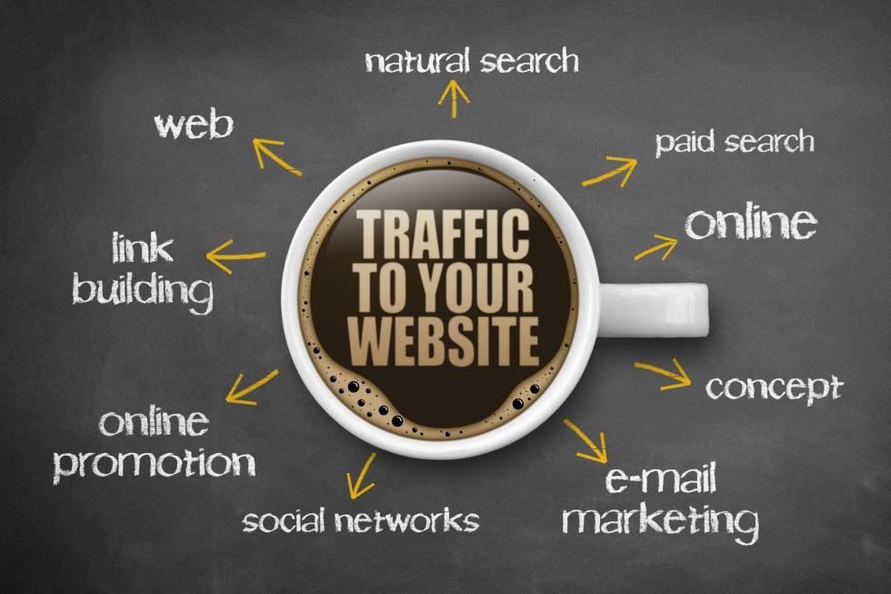 Traffic – möglichst qualifiziert – für Deine Website